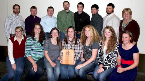 UW range management students third at international competition