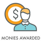 icon for monies awarded