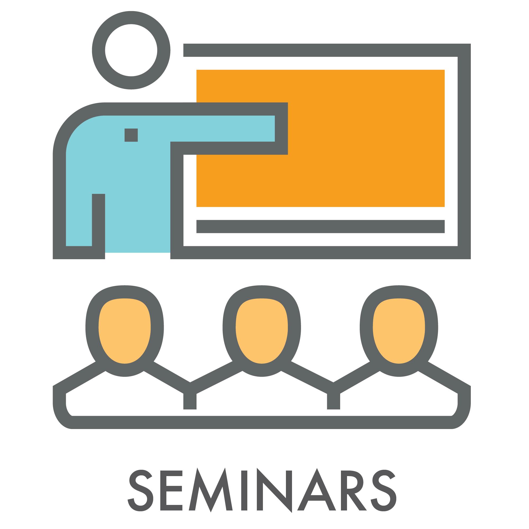icon for seminars