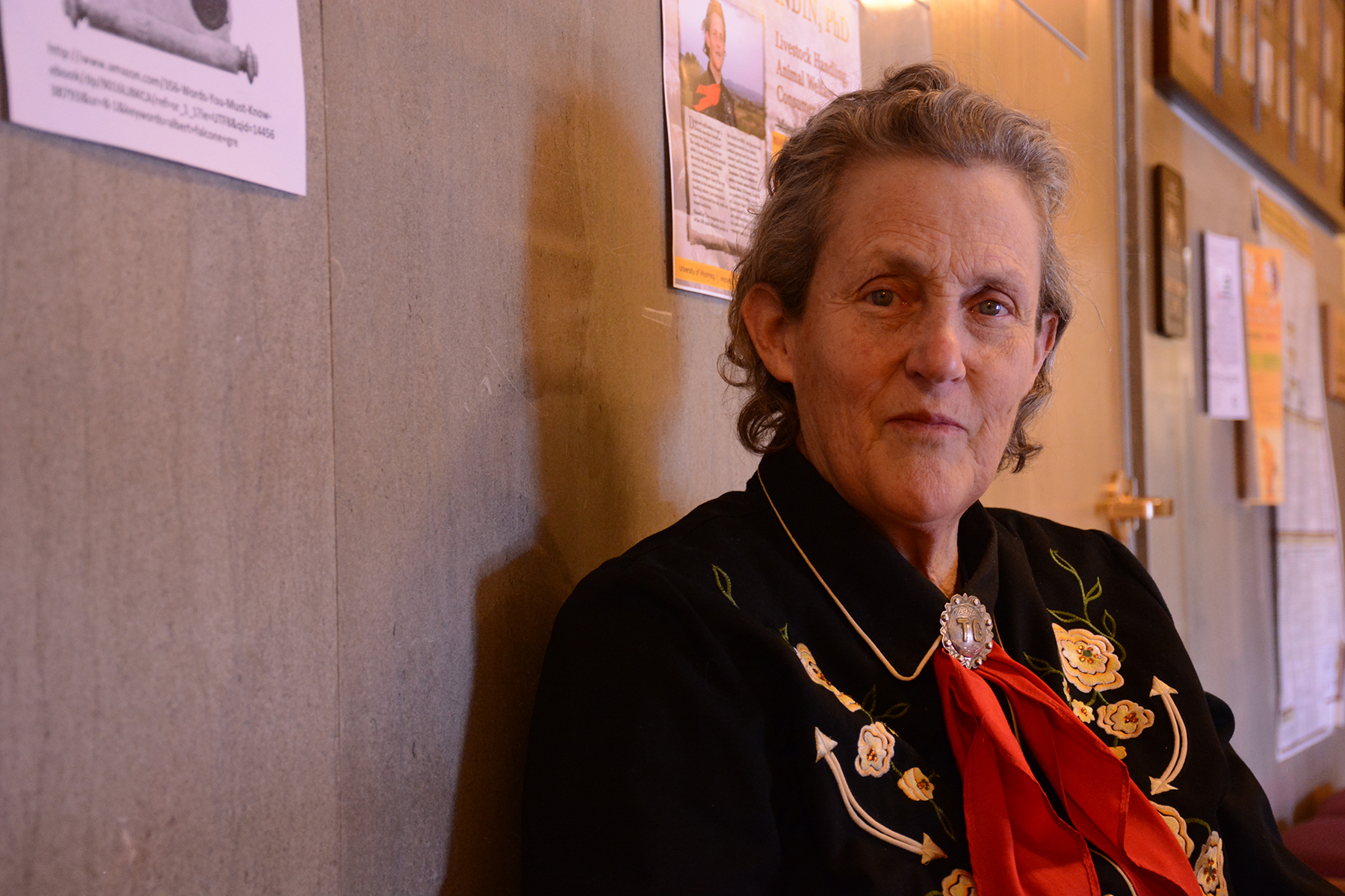 temple grandin autism essay Free essay: considered the most influential autism speaker and humane animal  treatment activist in the world, dr temple grandin has changed the face of.