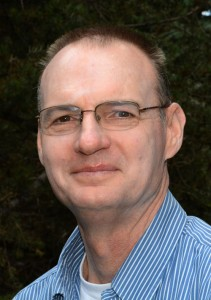 Professor Jim Heitholt, head of the Department of Plant Sciences