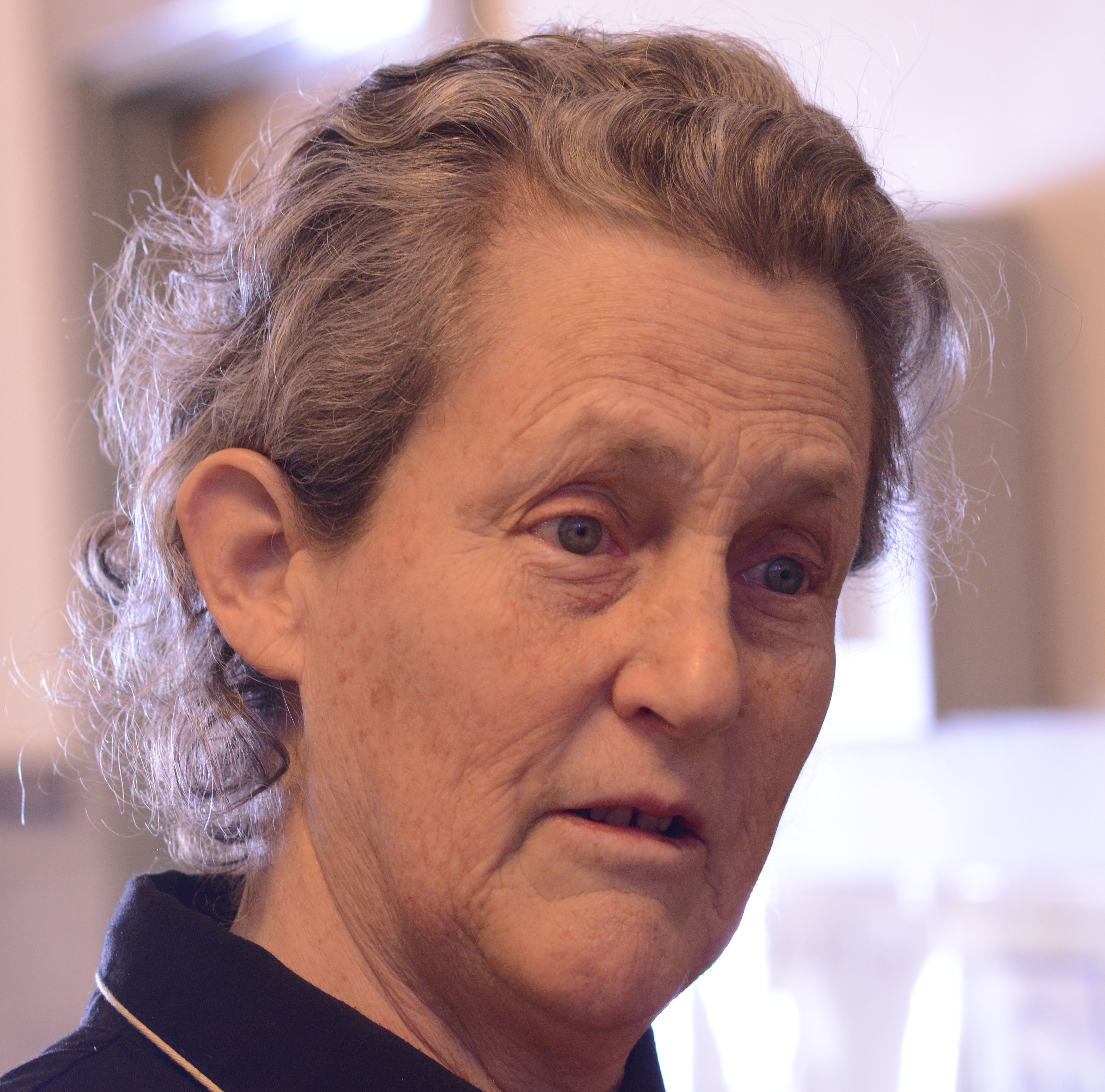 temple grandin said best when she best free home