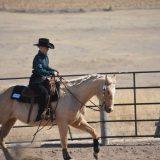 UW Equestrian Team member