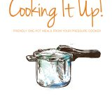 Pressure cooking cookbook cover