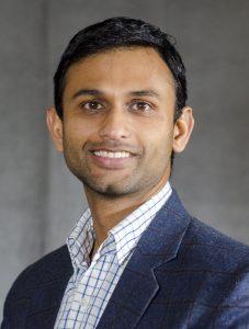 Vivek Sharma portrait